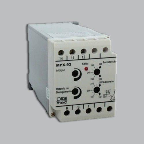 Relé de Monitor de fase