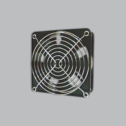 Ventilador Axial con Rejilla para Tableros