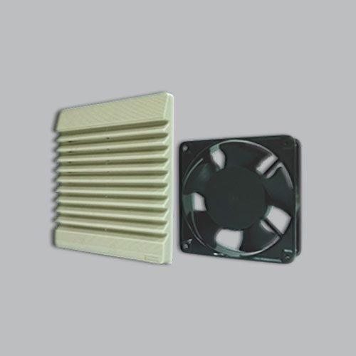 Ventiladores Axial con filtro para Tableros